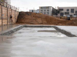 Pool Concrete, 2017